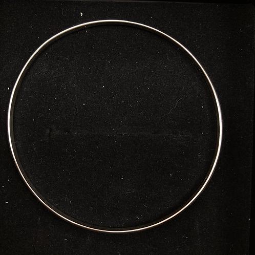 Rounded 3.5mm bangle