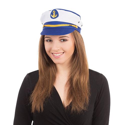 Ladies Captain Hat