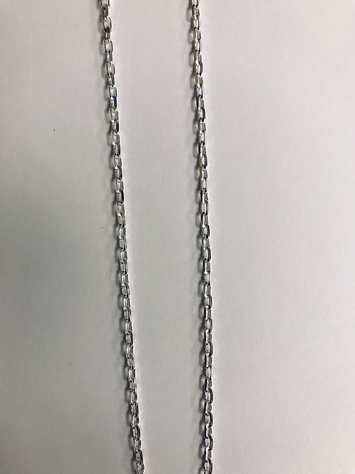 Medium Diamond Cut Belcher