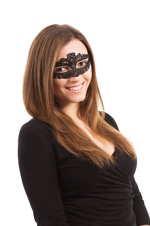 Slimline Lace Eye-mask