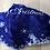 Thumbnail: Blue Merry Christmas and Snowflake Mask