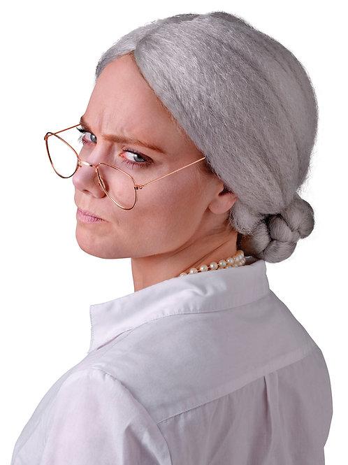 Granny Style Wig