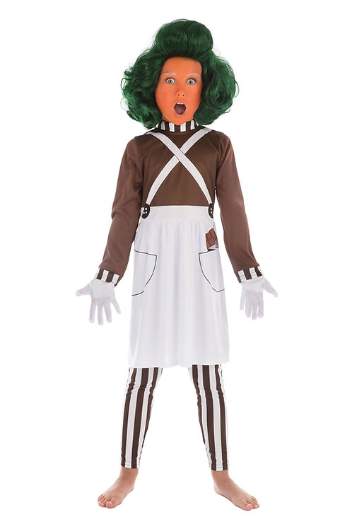 Chocolate Factory Costume