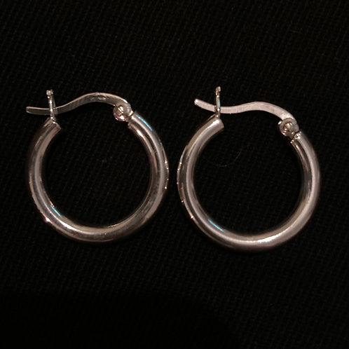 Thick lock hoops