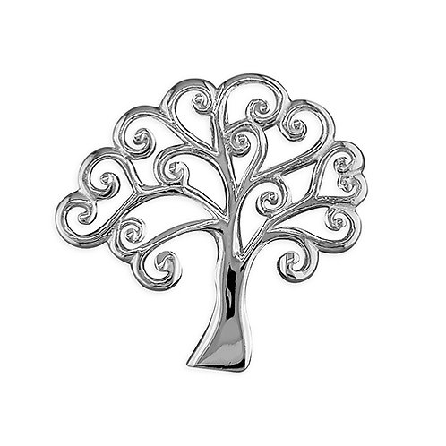 Floating Tree of Life Pendant