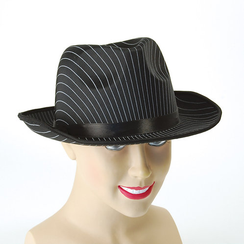 Gangster Pin Stripe Hat