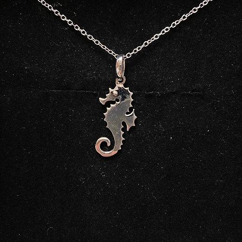 Sea horse necklace
