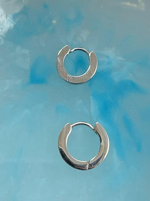 Surgical Steel Ear Huggies