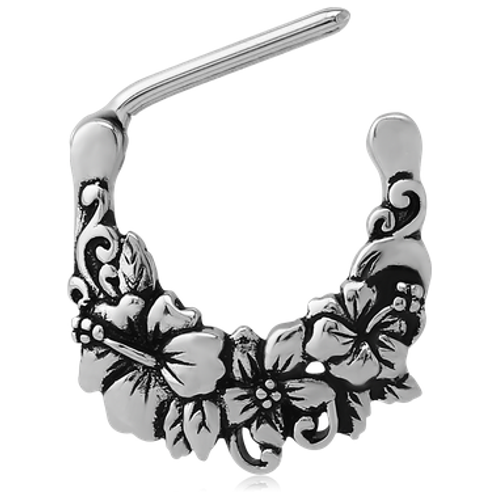 Floral Nipple Clicker