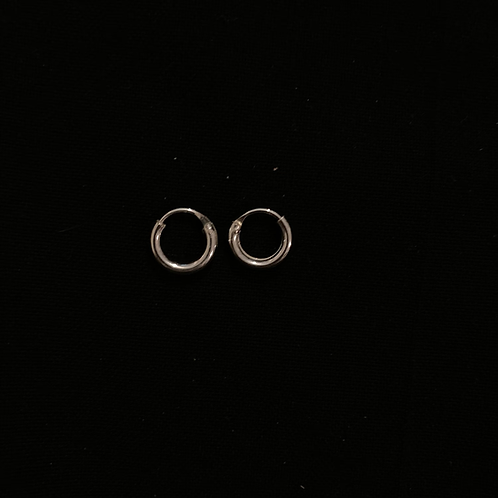 Small top hinged hoops