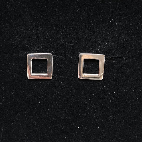 Cut out square studs