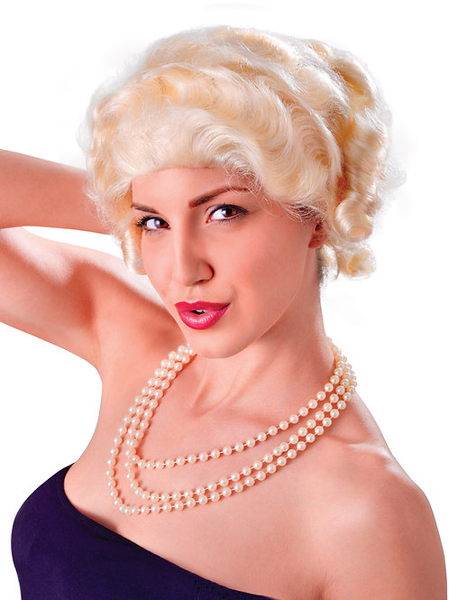 Marilyn Style Wig