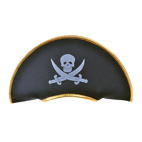 Fabric Pirate Hat
