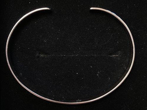 5mm flat bangle