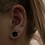 Thumbnail: Rose gold ear cuff