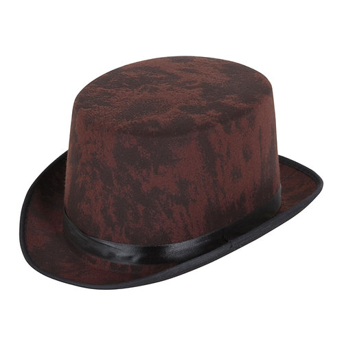 """""""Aged"""" Effect Top Hat"""