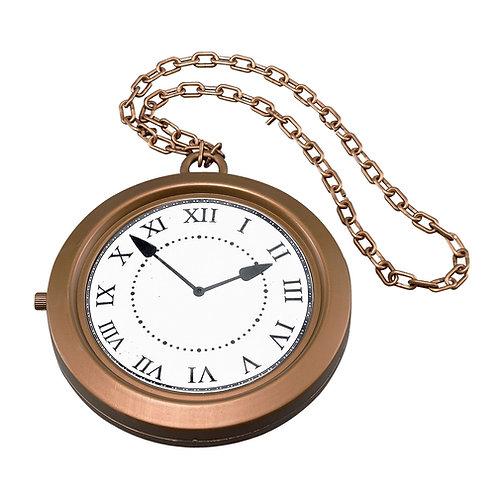 Jumbo Clock Medalion