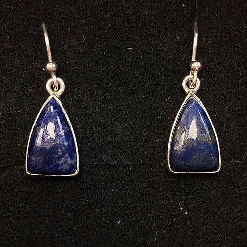 Triangle lapis drops