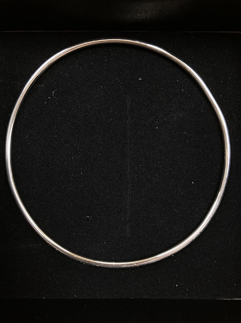 2mm rounded bangle
