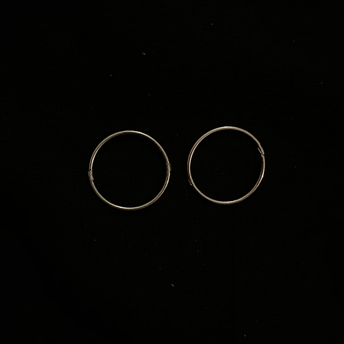 Hinged hoops