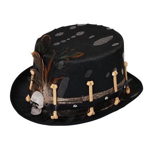 Voodoo/witch doctor hat