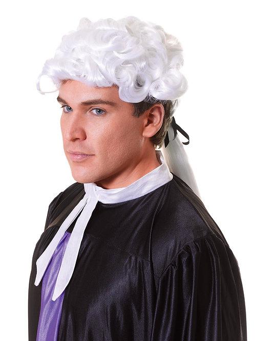 Short Court Wig