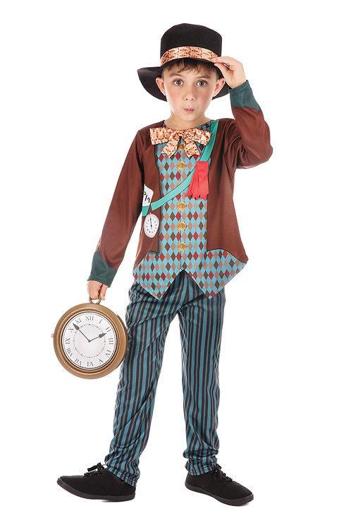 Mad Hatter Boy Costume