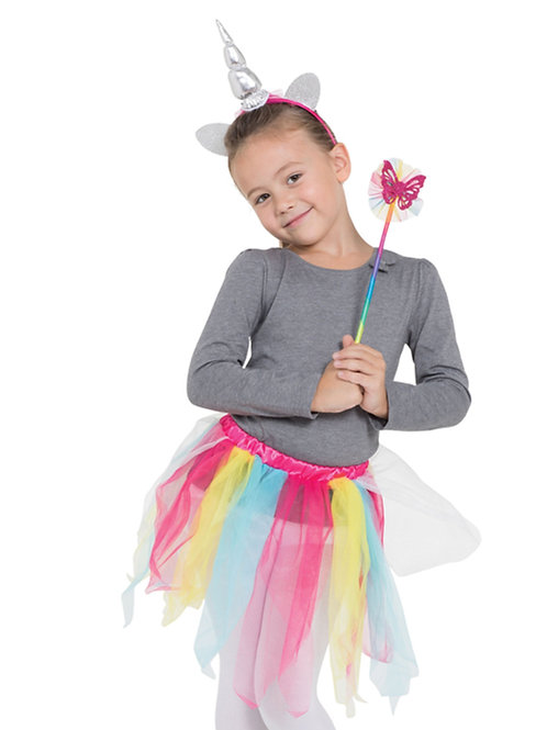 Children's Unicorn Tutu Kit
