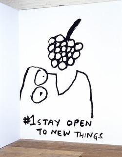Stay Open, Vox Populi, Philadelphia.
