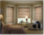 Woven Shades,Hunter Douglas,Bamboo shades,matchstick blinds,