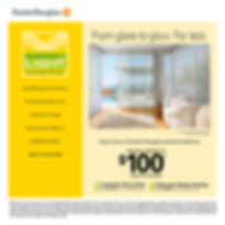 Hunter Douglas Current Promotion, Hunter Douglas Current Specials