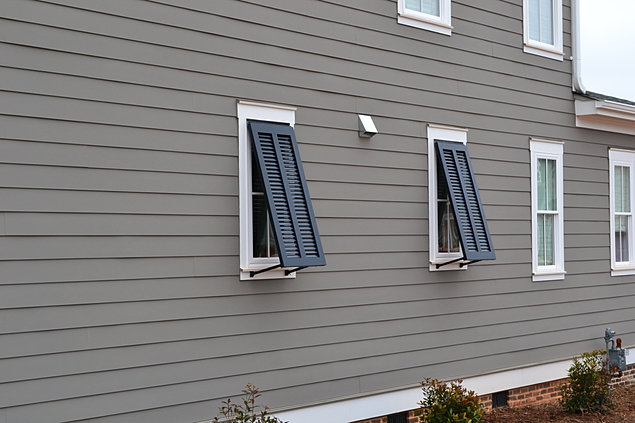 Elite Bahama Exterior Shutters Nc And Sc