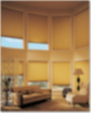 Duette Architella,Hunter Douglas,Honeycomb shades,cordless shades, Lake Norman NC,Charlotte NC,Greenville SC,Tryon NC