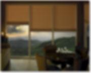 Vignette Modern Roman Shades,Hunter Douglas,fabric shades,custom light filtering shades,Greenville SC,Charlotte NC,Tryon NC, Asheville NC