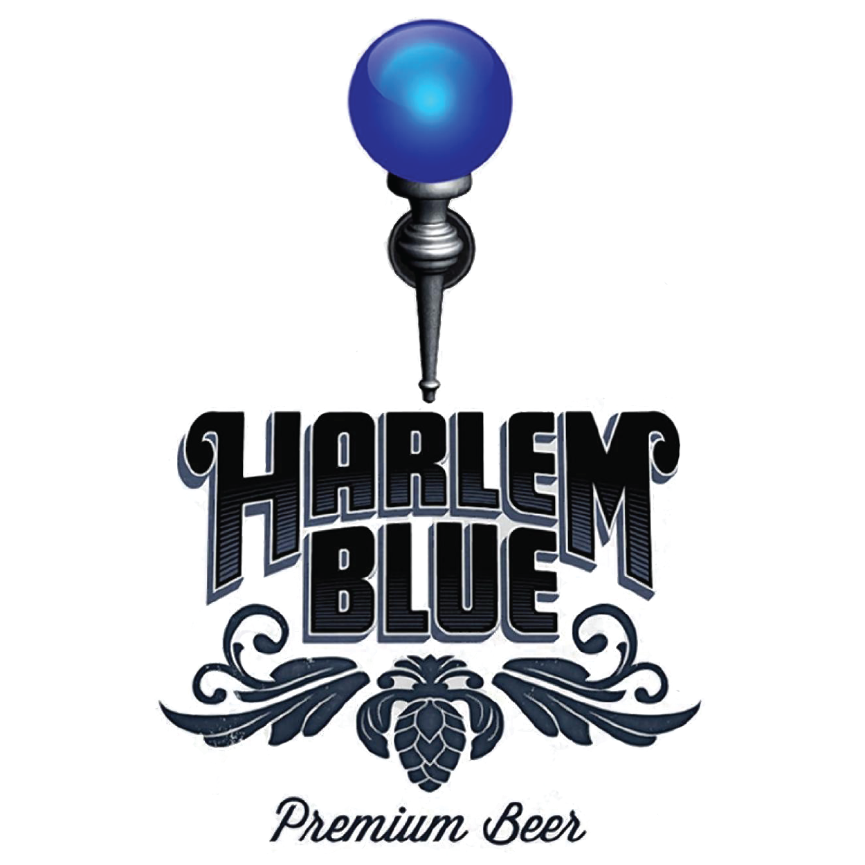 Harlem Blue Beer