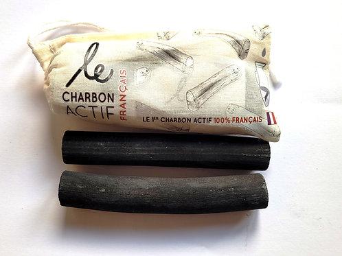 Le charbon actif X 2 pour gourdes