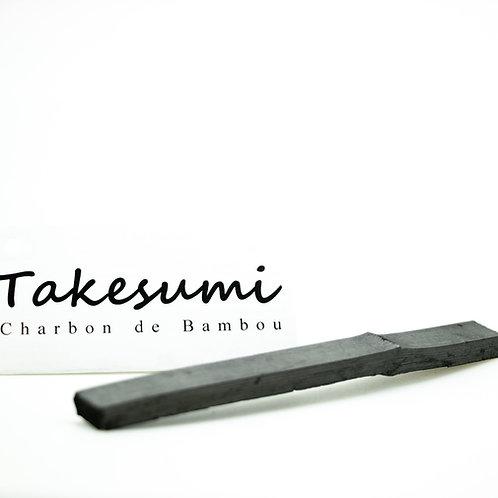 baton de charbon de bambou Takesumi purificateur d'eau