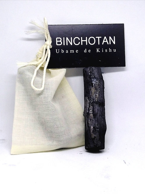 Charbon Binchotan Kishu