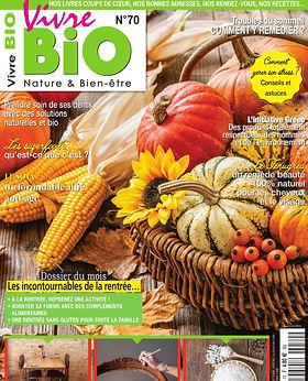 Parution magazine Vivre_Bio_-_Septembre-