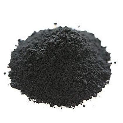 Poudre de charbon actif de bambou