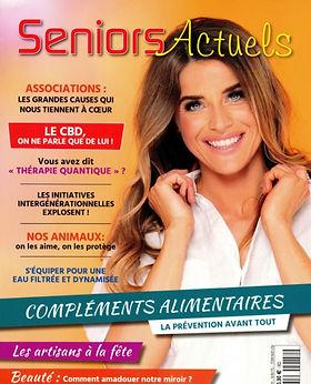 Magazine SENIORS ACTUELS-Mars - mai 2021