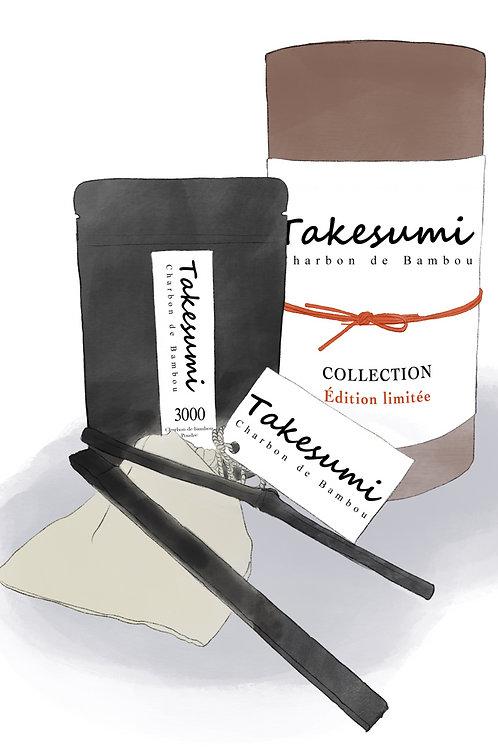 Coffret takesumi collection