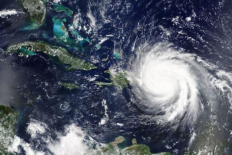 Hurricane Maria makes landfall in Puerto