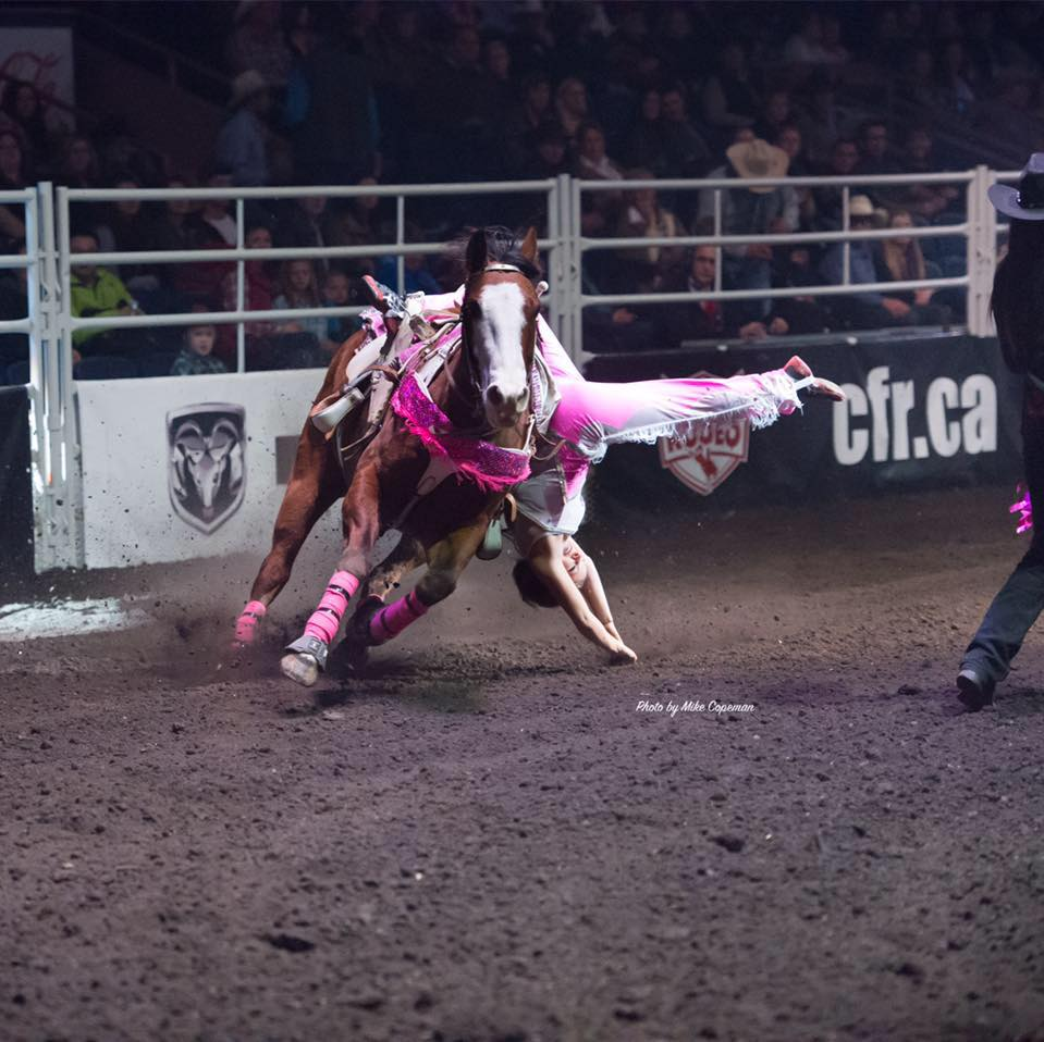 Canadian Finals Rodeo 2015