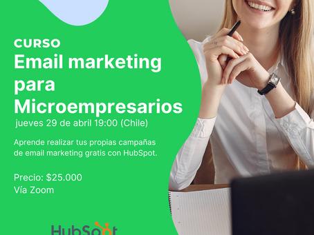 Curso: Email Marketing para Microempresarios
