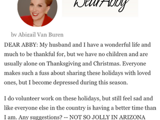 Childless or Childfree, Make Your Own Happy Holidays