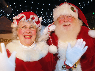 The NotMom Interview: Mrs. Santa Claus, The Woman Behind the Sleigh