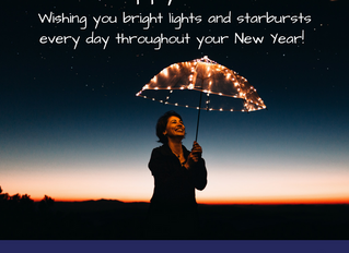Enjoy Your New Year - It's All for You