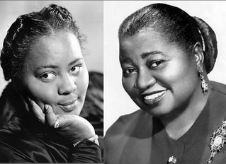Childless & Childfree Black History: Louise Beavers & Hattie McDaniel