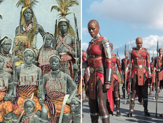 Did A Real-Life Army of Childless Women Inspire The Warriors of 'Black Panther'?